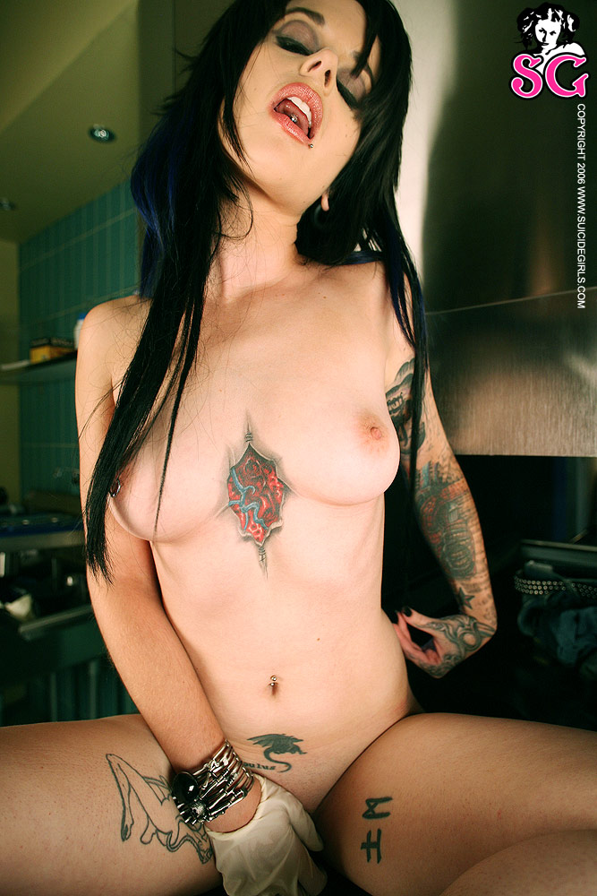 Naked goth girls-6210